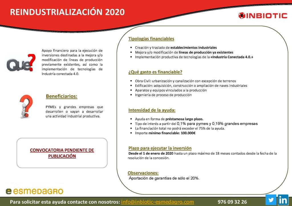 REINDUS 2020