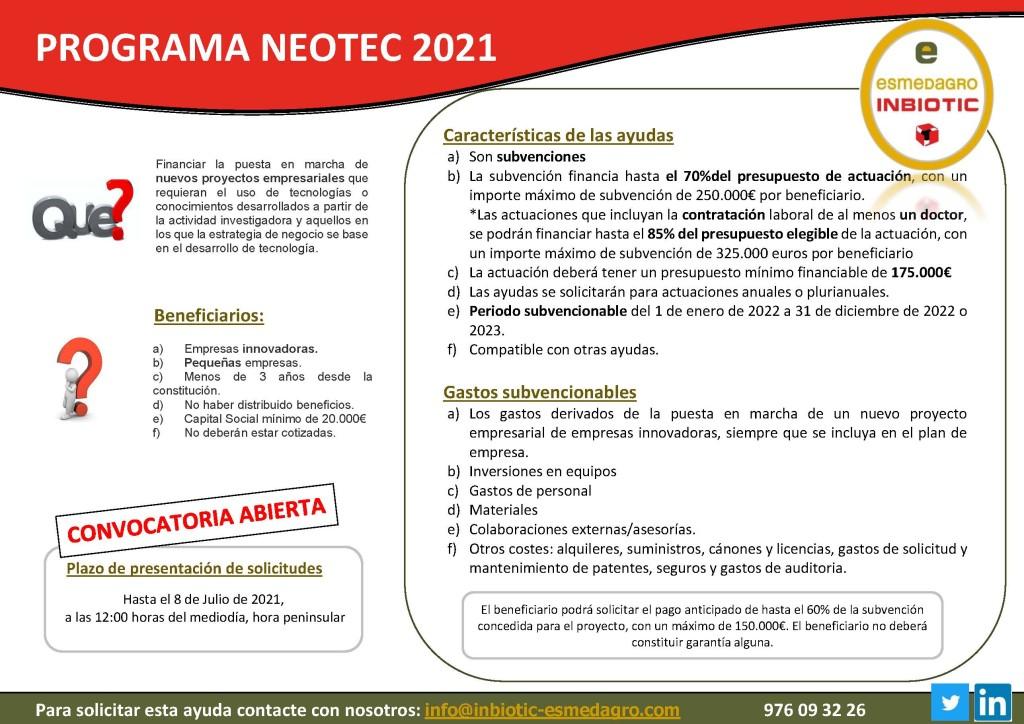 NEOTEC 2021